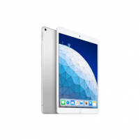 "Planšetinis kompiuteris Apple iPad Air 10.5 "", Silver, Retina display, 2224 x 1668 pixels, A12 Bionic chip with 64‑bit architecture; Neural Engine; Embedded M12 coprocessor, 64 GB, Wi-Fi, 4G, Front camera, 7 MP, Rear camera, 8 MP, Bluetooth, 5.0, iO Planšetiniai kompiuteriai, E-skaityklės"