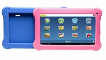 Planšetinis kompiuteris Denver TAQ-10353K 10.1/16GB/1GB/WI-FI/ANDROID6/BLUE PINK Planšetiniai kompiuteriai, E-skaityklės