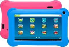 Planšetinis kompiuteris Denver TAQ-70354K 10.1/16GB/1GB/WI-FI/ANDROID6/BLUE PINK Planšetiniai kompiuteriai, E-skaityklės