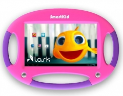 Lark Smart Kid 7 Pink, tablet 7, 1,2GHz,1GB RAM ANDROID Jelly Bean 4.2 Violet