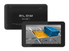 Planšetinis kompiuteris Planšetė BLOW BlackTAB7.4 HD
