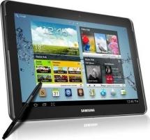 Planšetinis kompiuteris Samsung N8000 Galaxy Note 10.1 16GB Deep Gray Used (grade:C) Planšetiniai kompiuteriai, E-skaityklės