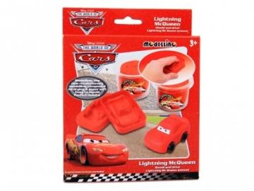 Plastelinas Lightning McQueen nuo3 m Lavinimo žaislai