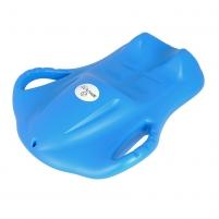 Plastikinės rogutės Spartan Snow Blue Rogutės