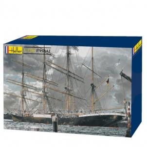 Plastikinis modelio rinkinys Heller 80888 Laivas PASSAT 1:150 Stick patterns for kids