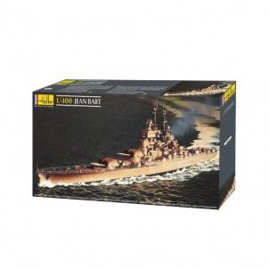Plastikinis modelio rinkinys Heller 81077 Laivas - Jean Bart 1:400 Stick patterns for kids