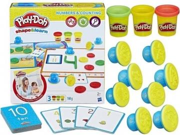 Plastilinas Play-Doh matematika, Hasbro Lavinimo žaislai