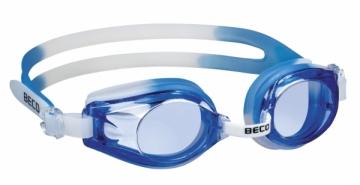 Plauk. akiniai Kids UV antifog 9926 16-white/blue Akiniai vandens sportui
