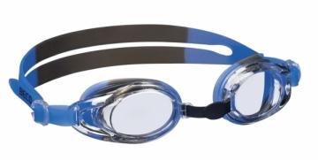 Plauk. akiniai Training UV antifog 9907 611 blue/g Glasses for water sports