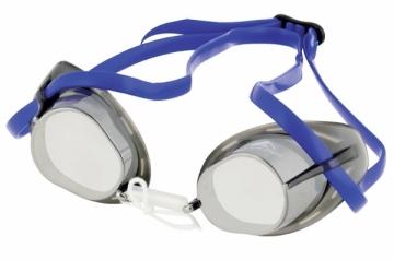 Plaukimo akiniai AQF SHOT MIRROR 4173 53 r.blue Glasses for water sports