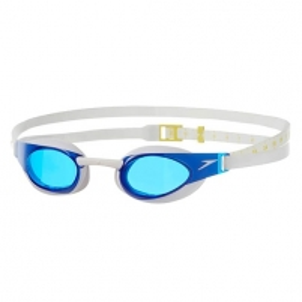 Plaukimo akiniai Elite wht/blue SR Akiniai vandens sportui