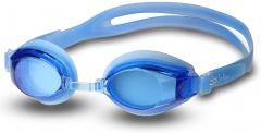 Plaukimo akiniai INDIGO G113, mėlyni Glāzes ūdens sporta veidi