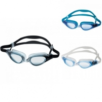 Plaukimo akiniai Spokey BENDER, Juoda