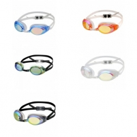 Plaukimo akiniai Spokey PROTRAINER, Žydra Glasses for water sports