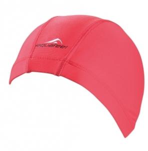 Plaukimo kepuraitė AQUAFEEL 3255, raudona Āra apģērbi