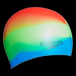 Plaukimo kepuraitė Multicolor Silicone cap Верхняя одежда
