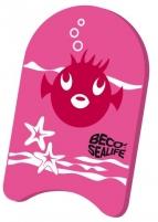 Plaukimo lenta BECO SEALIFE, Rožinė Vandenlentės