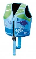 Plaukimo liemenė BECO 9649 15-30kg žalia/mėlyna Āra apģērbi