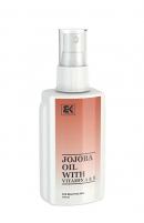 Plaukų aliejukas Brazil Keratin Jojoba Oil (Jojoba Oil with Vitamin A & E) 100 ml Hair building measures (creams,lotions,fluids)