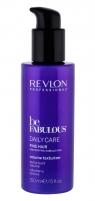 Plaukų balzamas Revlon Professional Be Fabulous Daily Care Fine Hair Hair Balm 150ml Volume Kondicionieriai ir balzamai plaukams