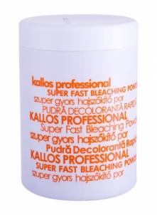 Plaukų dažai Kallos Cosmetics Professional Super Fast Bleanching Powder 500g Matu krāsām
