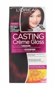 Plaukų dažai L´Oreal Paris Casting Creme Gloss Cosmetic 1ks Shade 360 Black Cherry Plaukų dažai