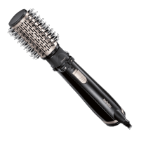 Plaukų džiovintuvas Curl hairdryer BaByliss AS200E | 1000 W