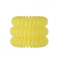Plaukų gumutė Invisibobble Hair Ring 3vnt. Yellow