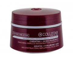 Plaukų kaukė Collistar Pure Actives Reconstructing Replumping Hair Mask 200ml