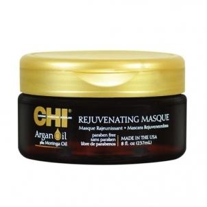 Plaukų kaukė Farouk Depth-rejuvenating mask with argan oil CHI ( Argan Oil Mask) 237 ml Kaukės plaukams