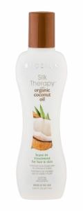 Plaukų kaukė Farouk Systems Biosilk Silk Therapy Organic Coconut Oil Hair Mask 167ml Kaukės plaukams