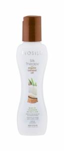 Plaukų kaukė Farouk Systems Biosilk Silk Therapy Organic Coconut Oil Hair Mask 67ml Kaukės plaukams