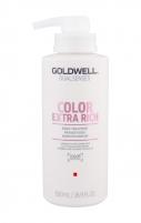 Plaukų kaukė Goldwell Dualsenses Color Extra Rich 60 Sec Treatment Hair Mask 500ml Kaukės plaukams
