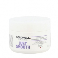 Plaukų kaukė Goldwell Smoothing Dualsenses Just Smooth (60 SEC Treatment Mask) 500 ml