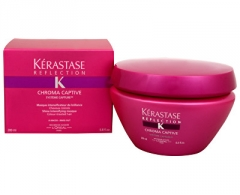 Plaukų mask Kérastase Intensive mask for colored hair shine Chroma Captive (Shine intensifying Masque) - 200 ml