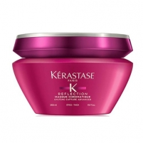 Plaukų kaukė Kérastase Nourishing Mask for Strongly Dyed and Refined Hair Reflection Masque Chromatic (Multi-Protecting Masque For Thick Hair ) 200 ml Kaukės plaukams