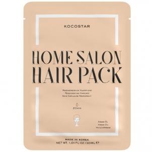 Plaukų kaukė Kocostar Moisturizing Hair Mask (Home Salon Hair Pack) 30 ml Kaukės plaukams