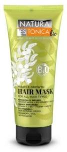 Plaukų kaukė Natura Estonica Hair Mask Wonderful growth of 200 ml Kaukės plaukams
