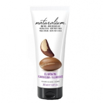 Plaukų kaukė Naturalium Hair Mask extracts of Argan and Brazil nuts (Rejuvetaning Argan Hair Mask & Brazil Nut) 200 ml Kaukės plaukams