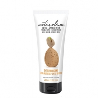 Plaukų kaukė Naturalium Hair mask with extracts of almonds and pistachios (Extra Nourishing Hair Mask Almond & Pistachio) 200 ml Kaukės plaukams