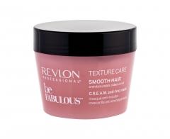 Plaukų kaukė Revlon Professional Be Fabulous Texture Care Smooth Hair Hair Mask 200ml Kaukės plaukams