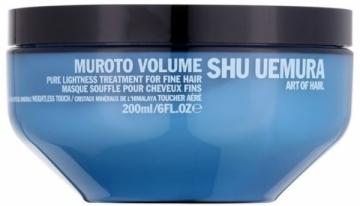 Plaukų kaukė Shu Uemura Mask for fine hair Muroto Volume ( Pure Light ness Treatment) 200 ml Kaukės plaukams
