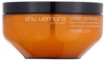 Plaukų kaukė Shu Uemura Nourishing Mask for Dry Hair Urban Moisture (Hydro-Nourishing Treatment) 200 ml Kaukės plaukams