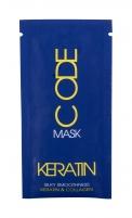 Plaukų mask Stapiz Keratin Code 10ml Masks for hair
