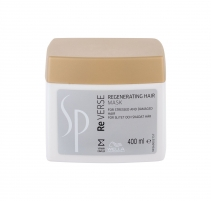 Plaukų kaukė Wella SP Reverse Regenerating Hair Mask Hair Mask 400ml Kaukės plaukams