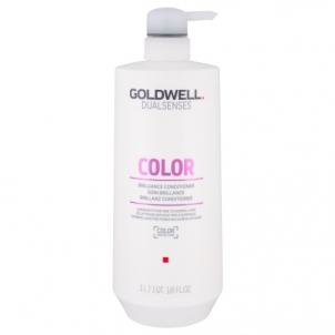 Plaukų kondicionierius Goldwell Dualsenses Color Conditioner Cosmetic 1000ml Kondicionieriai ir balzamai plaukams