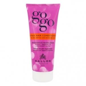 Plaukų kondicionierius Kallos Cosmetics Gogo Repair Hair Conditioner Cosmetic 200ml Kondicionieriai ir balzamai plaukams