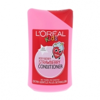 Plaukų kondicionierius L´Oreal Paris Kids Very Berry Strawberry Conditioner Cosmetic 250ml