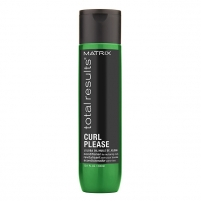 Plaukų conditioner Matrix Conditioner for curly hair Total Results Curl Please (For Nurturing Conditioner Curls) 300 ml