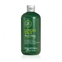 Plaukų kondicionierius Paul Mitchell Revitalizing conditioner for hair volume Tea Tree (Lemon Sage Thickening Conditioner) 1000 ml Kondicionieriai ir balzamai plaukams